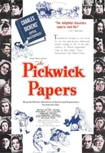 The Pickwick Papers (1952) Box Art