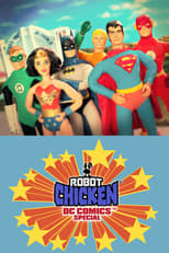 Robot Chicken: Especial DC Comics