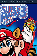 As Aventuras do Super Mario Bros. 3 1ª Temporada Completa Torrent Dublada