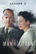 Manhattan 2ª Temporada Completa Torrent Legendada