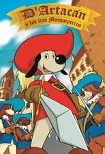 Dogtanian und die drei Musketiere