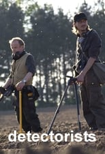 Detectorists 1ª Temporada Completa Torrent Legendada