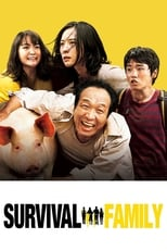 Poster anime Survival Familyn Live Action Sub Indo
