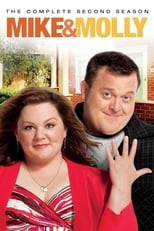 Mike & Molly 2ª Temporada Completa Torrent Dublada