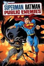Superman & Batman: Inimigos Públicos (2009) Torrent Dublado e Legendado