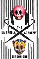 The Umbrella Academy 1ª Temporada Completa Torrent Dublada e Legendada