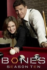 Bones 10ª Temporada Completa Torrent Legendada