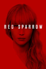 Poster van Red Sparrow
