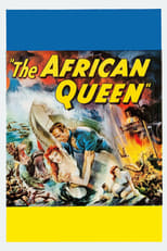 The African Queen (1951) Box Art