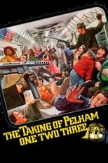 The Taking of Pelham One Two Three (1974) Box Art