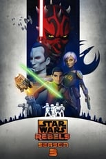 Star Wars Rebels 3ª Temporada Completa Torrent Legendada