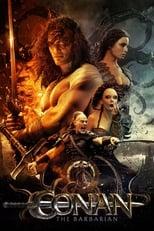 Conan the Barbarian (2011) Box Art