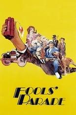 Fools' Parade (1971) Box Art