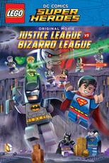 Lego: Liga da Justiça vs Liga Bizarro (2015) Torrent Dublado e Legendado