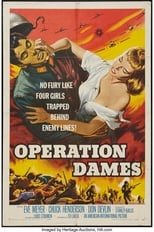 Operation Dames (1959) Box Art