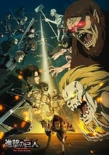 Poster anime Shingeki no Kyojin: The Final SeasonSub Indo
