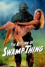 Poster van The Return of Swamp Thing