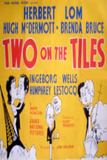 Two on the Tiles (1951) Box Art