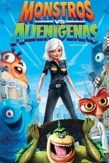 Monstros vs. Alienígenas (2009) Torrent Dublado e Legendado