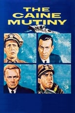 The Caine Mutiny (1954) box art