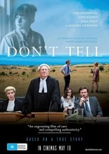 Poster for Don't Tell