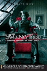 Sweeney Todd, o Barbeiro Demoníaco da Rua Fleet (2007) Torrent Dublado e Legendado