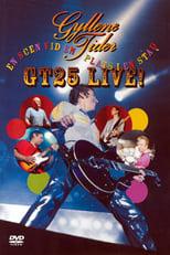 Gyllene Tider: GT25 Live - En scen på en plats i en stad