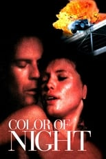 Poster for Color of Night