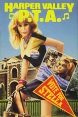Official movie poster for Harper Valley P.T.A. (1978)