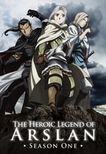 Arslan Senki 1ª Temporada Completa Torrent Legendada