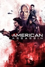 Official movie poster for American Assassin (2017)