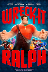 Wreck-It Ralph small poster