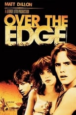 Official movie poster for Over the Edge (1979)