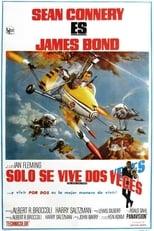 VER Sólo se vive dos veces (1967) Online Gratis HD