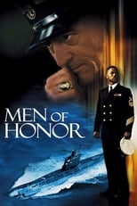Official movie poster for Men of Honor (2000)