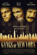 Imagen Gangs of New York (HDRip) Español Torrent