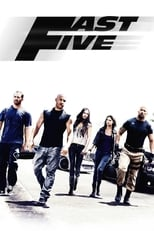 Filmposter: Fast & Furious Five