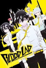 Poster anime Blood Lad Sub Indo