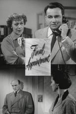 Final Appointment (1954) Box Art
