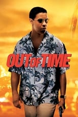 Official movie poster for Out of Time (2003)