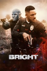 Official movie poster for Bright (2017)