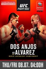 UFC Fight Night 90: Dos Anjos vs. Alvarez