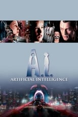 Official movie poster for A.I. Artificial Intelligence (2001)