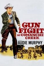 Gunfight at Comanche Creek (1964) Box Art