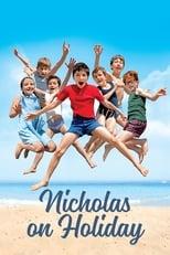 Kleine Nicolaas gaat op vakantie