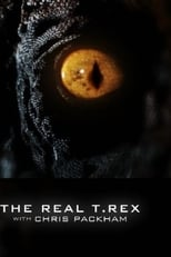 Poster for The Real T Rex with Chris Packham