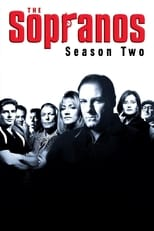 Família Soprano 2ª Temporada Completa Torrent Dublada