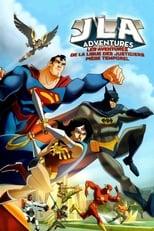 film Les aventures de la ligue des justiciers - Piège temporel streaming