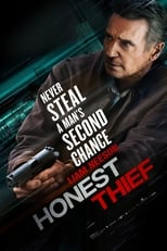 Poster for Honest Thief