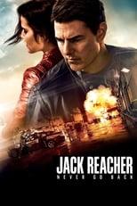 Jack Reacher: Never Go Back (2016) Box Art
